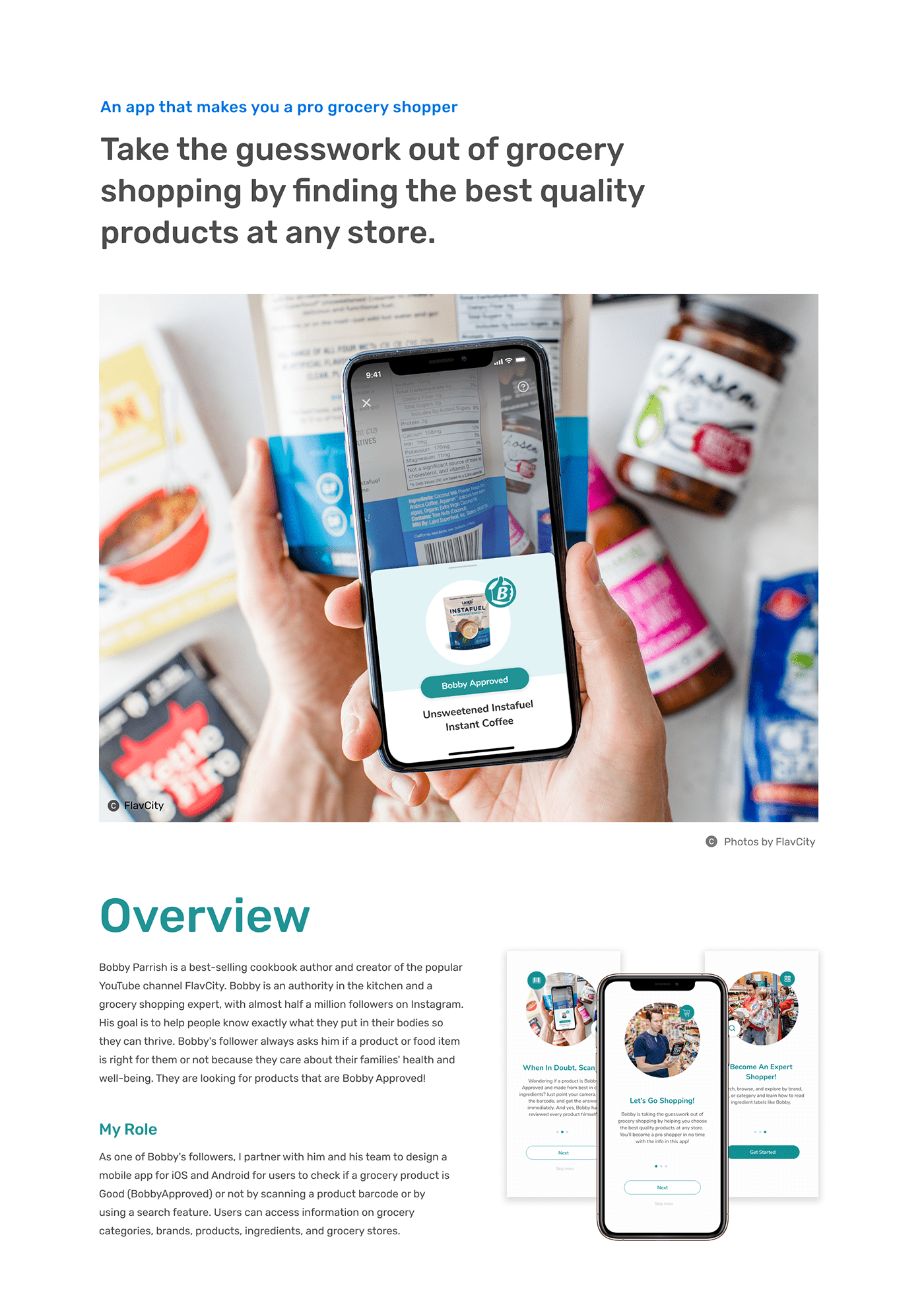 barcode scanner food app grocery shopping healthy shopping shopping guide