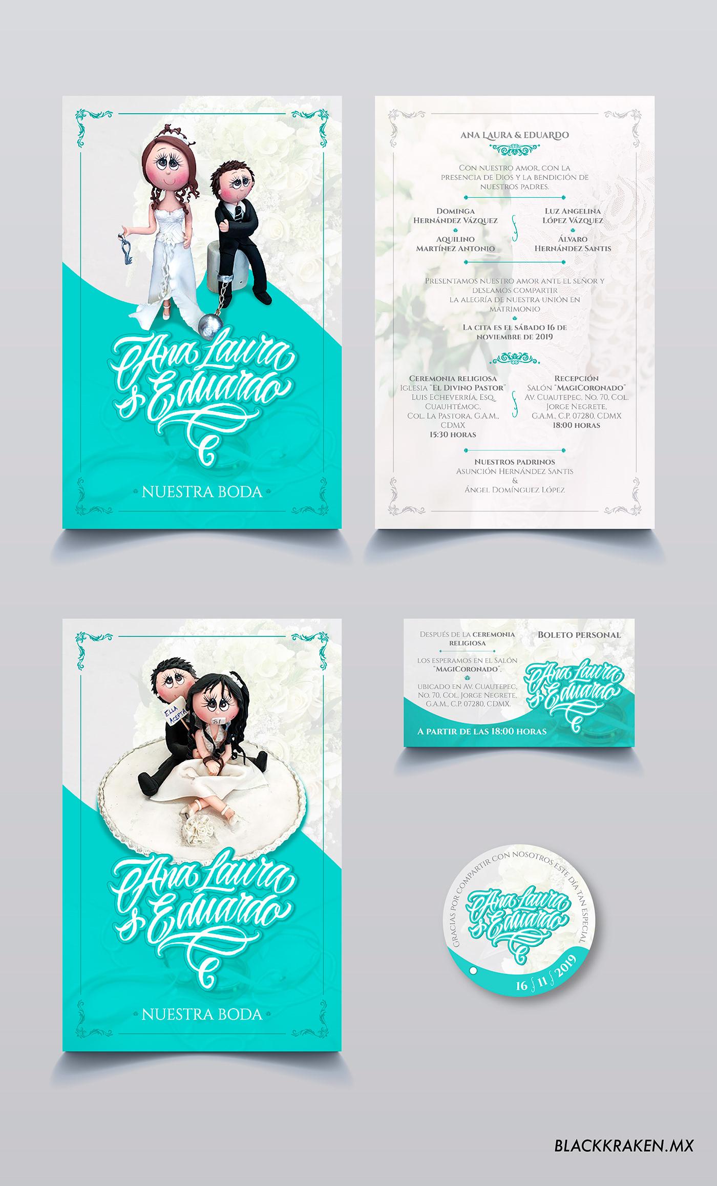 brand branding  invitaciones invitations lettering letters