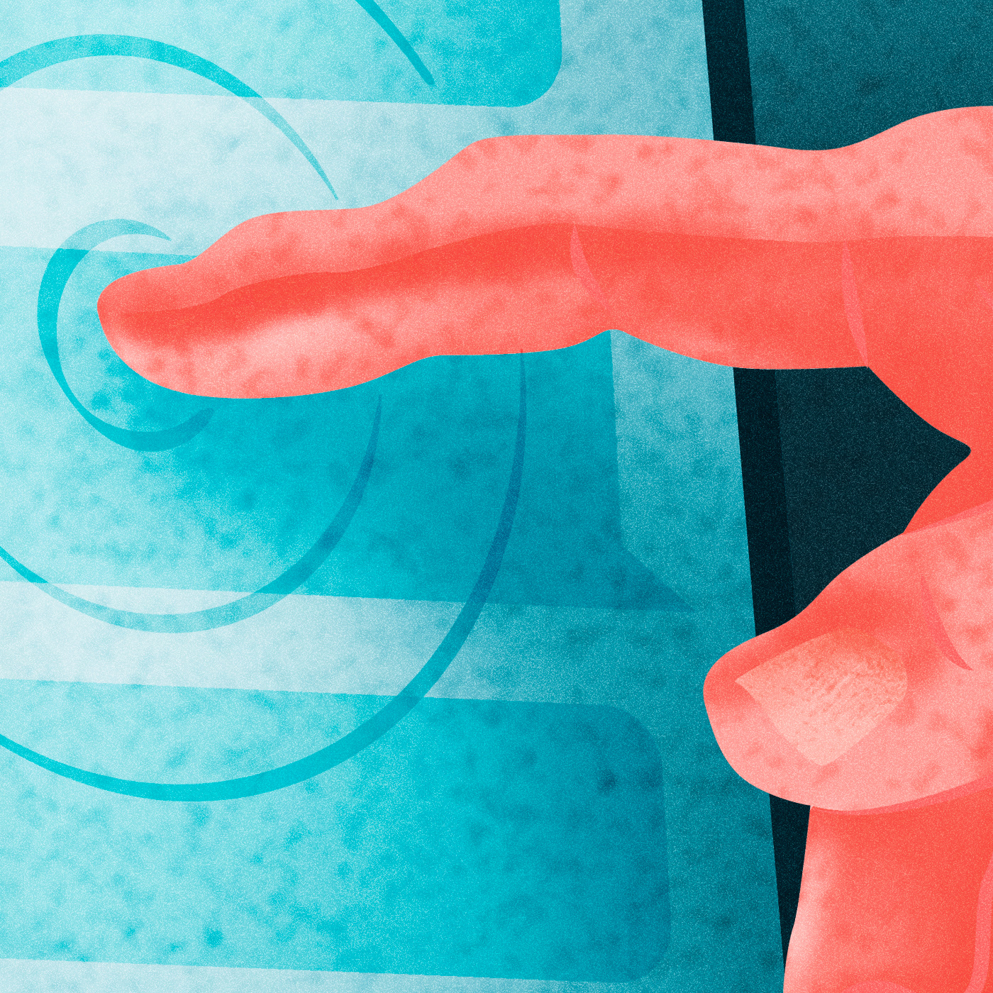 artwork brush COVID-19 digital draw flat Illustrator ilustration portfolio Quarantine