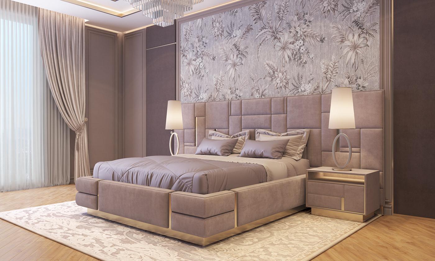 有設計感的44張臥室設計欣賞