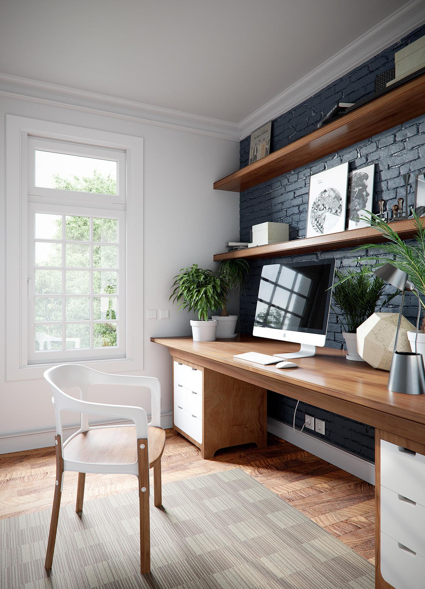 優秀的17款辦公桌設計欣賞