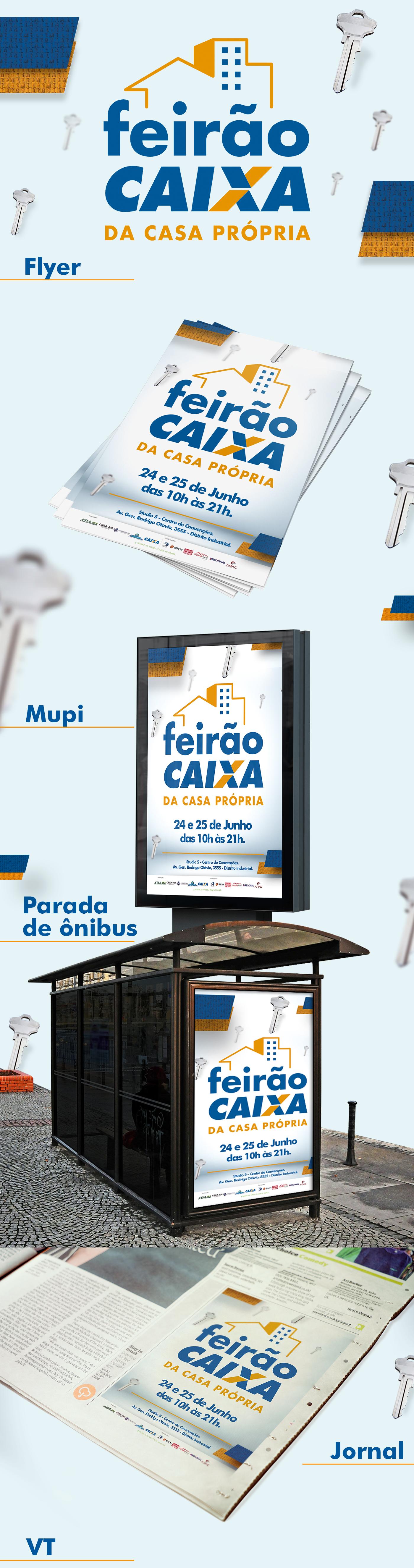 casapropria LBz.agency Caixa Feirão da CAIXA Advertising