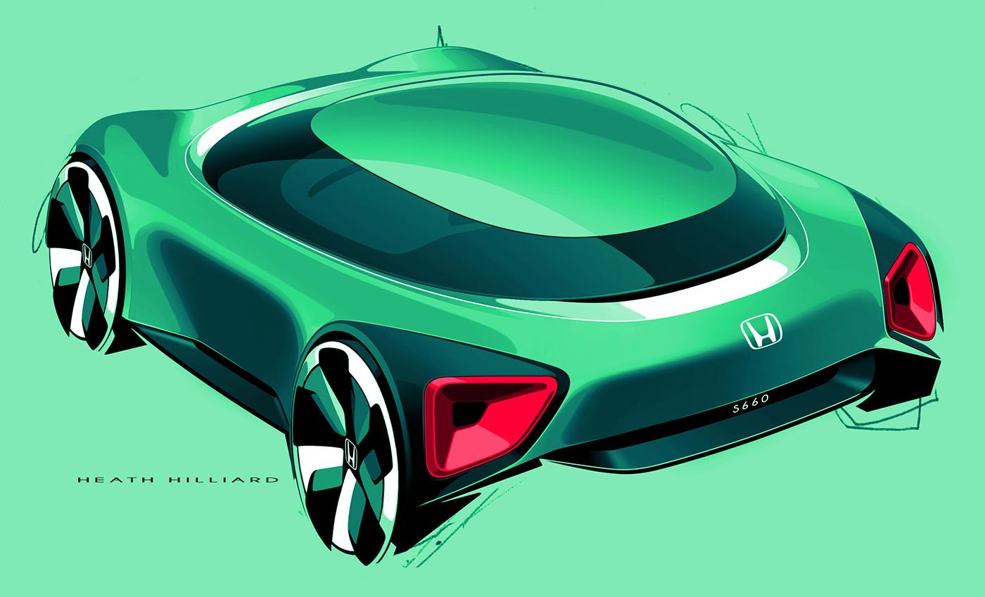 精美的22張汽車設計欣賞