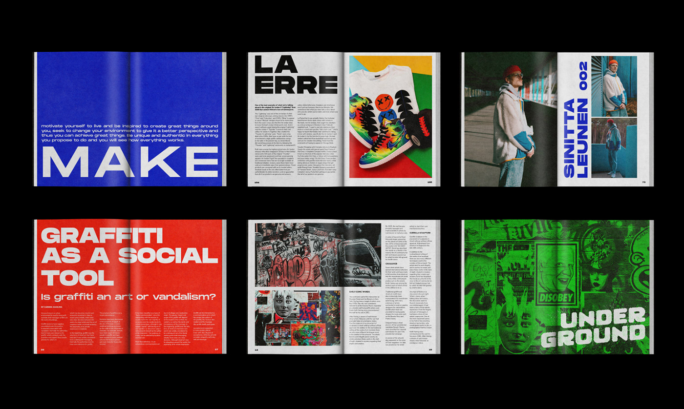 design editorial editorial design  graphic design  Guatemala Layout magazine Magazine design Photography  typography