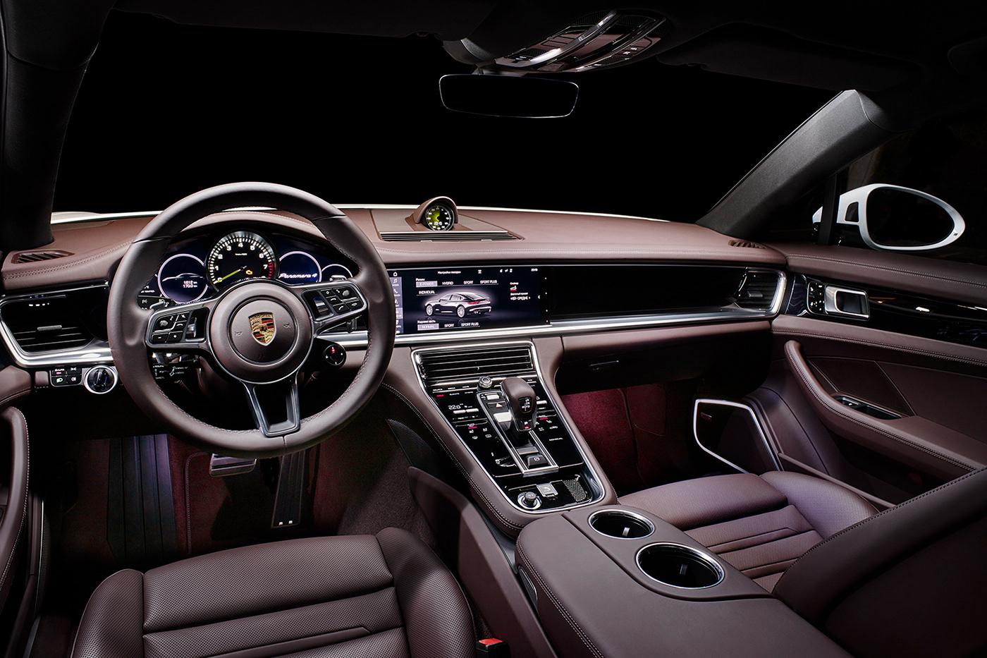 dmitry zhuravlev Photography  automotive   Porsche porsche panamera Esquire