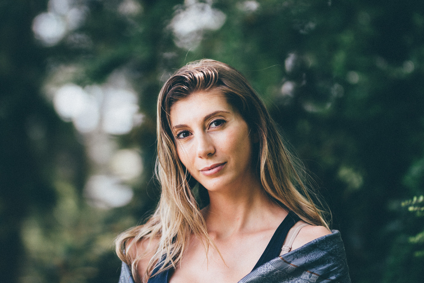 portrait portrait photography Natural Light vancouver Stanley Park west coast beauty headshot