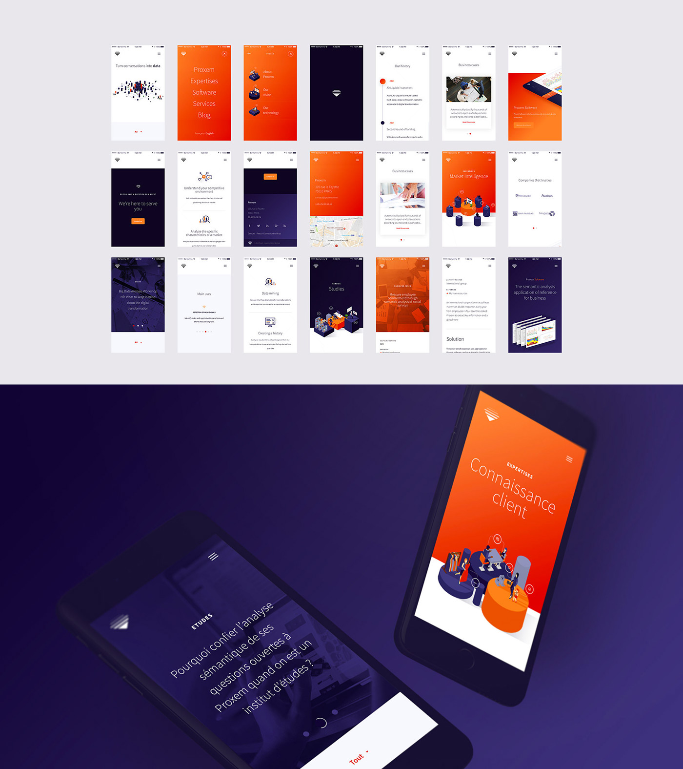 design UI / UX art direction  icons illustrations identity corporate branding  Logotype