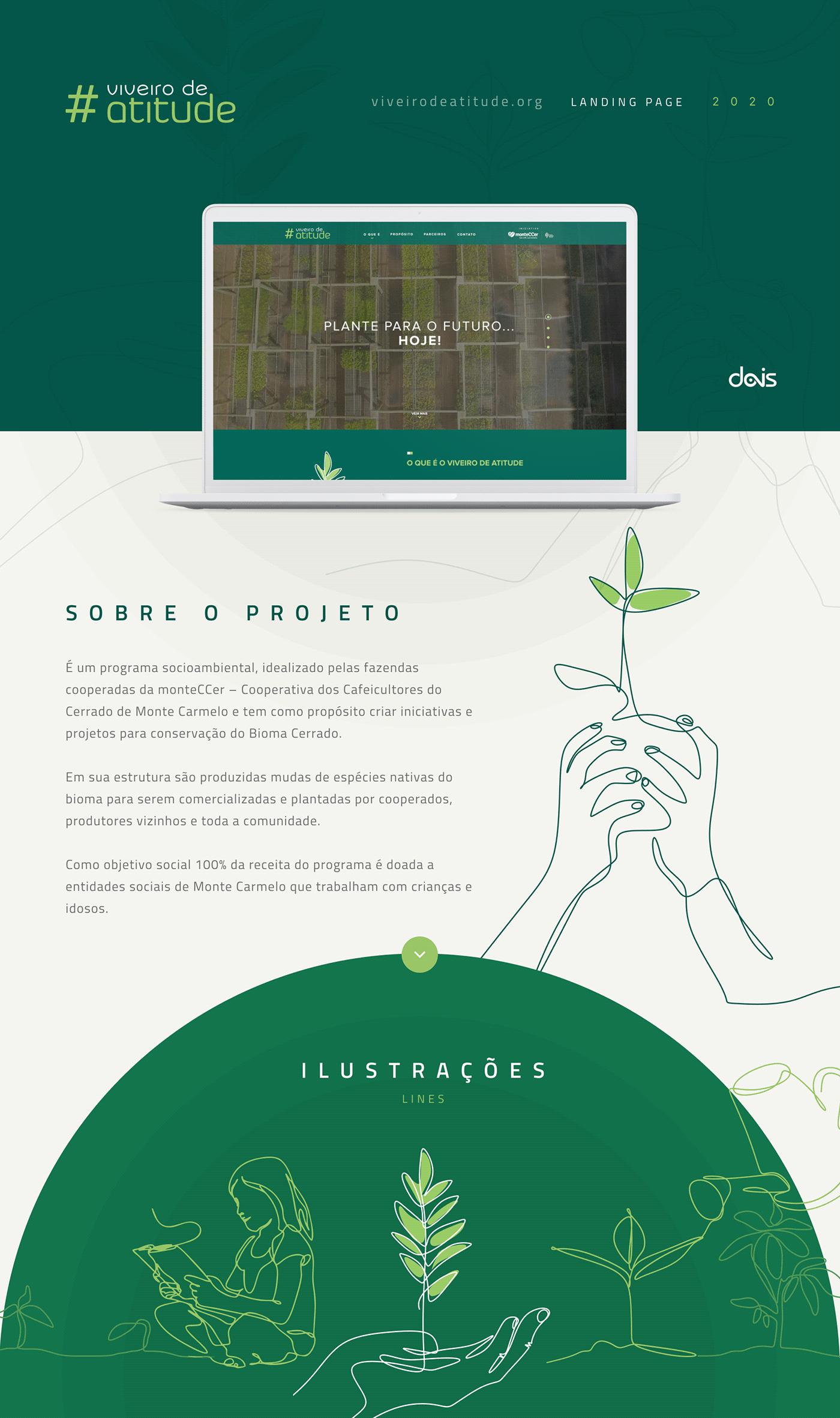 css frontend HTML Ilustração landing page ui design UX design Web Design  Website
