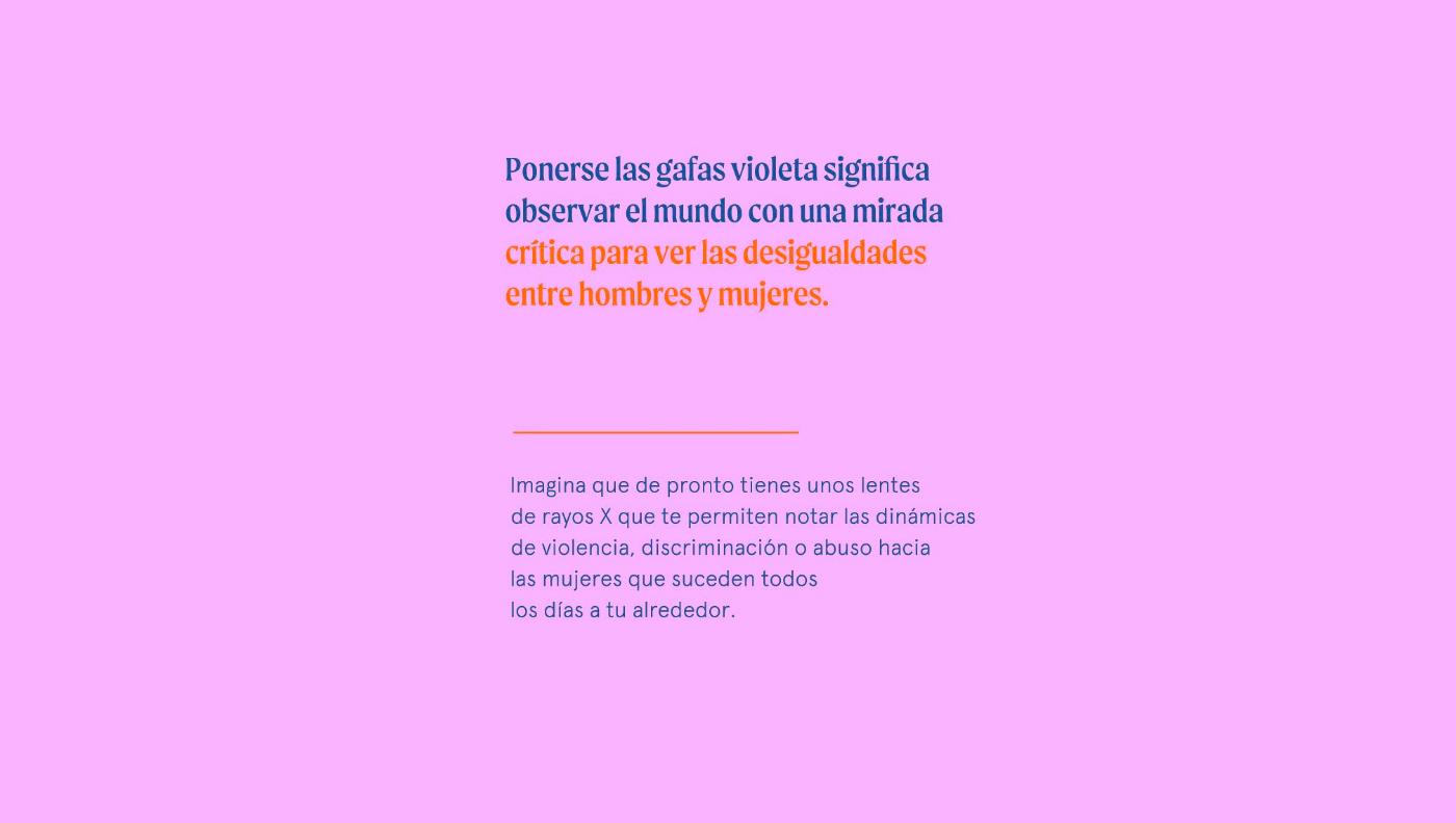 8m ben&frank benandfrank eyewear ilustracion producto ilustradora Ilustradoras mexicanas lentesvioleta malvestida mexicana