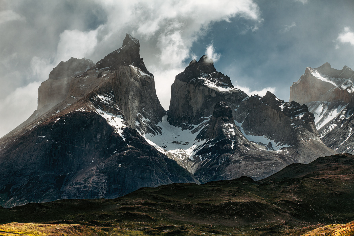 adventure chile glacier Landscape mountains Outdoor patagonia torres del paine