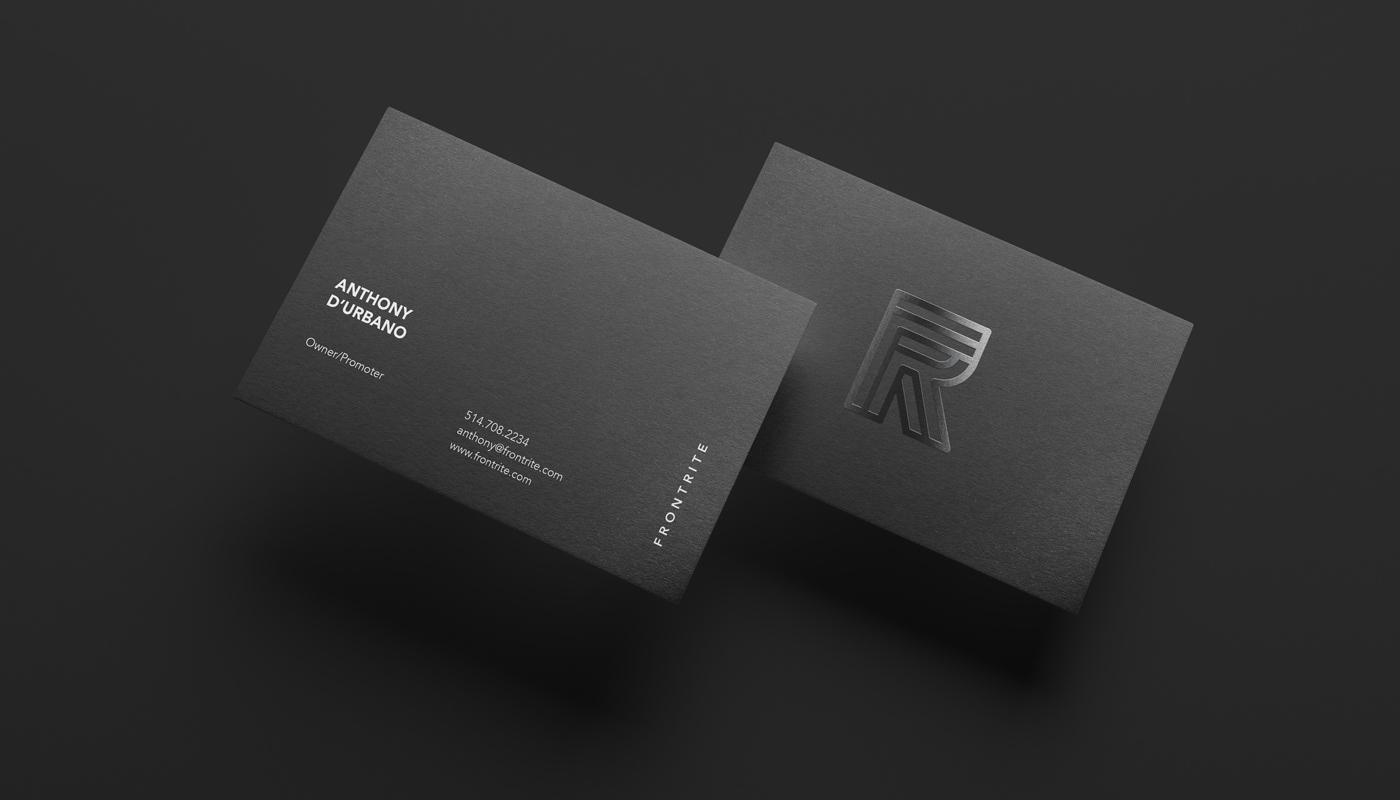 Logo Design branding  music Montreal