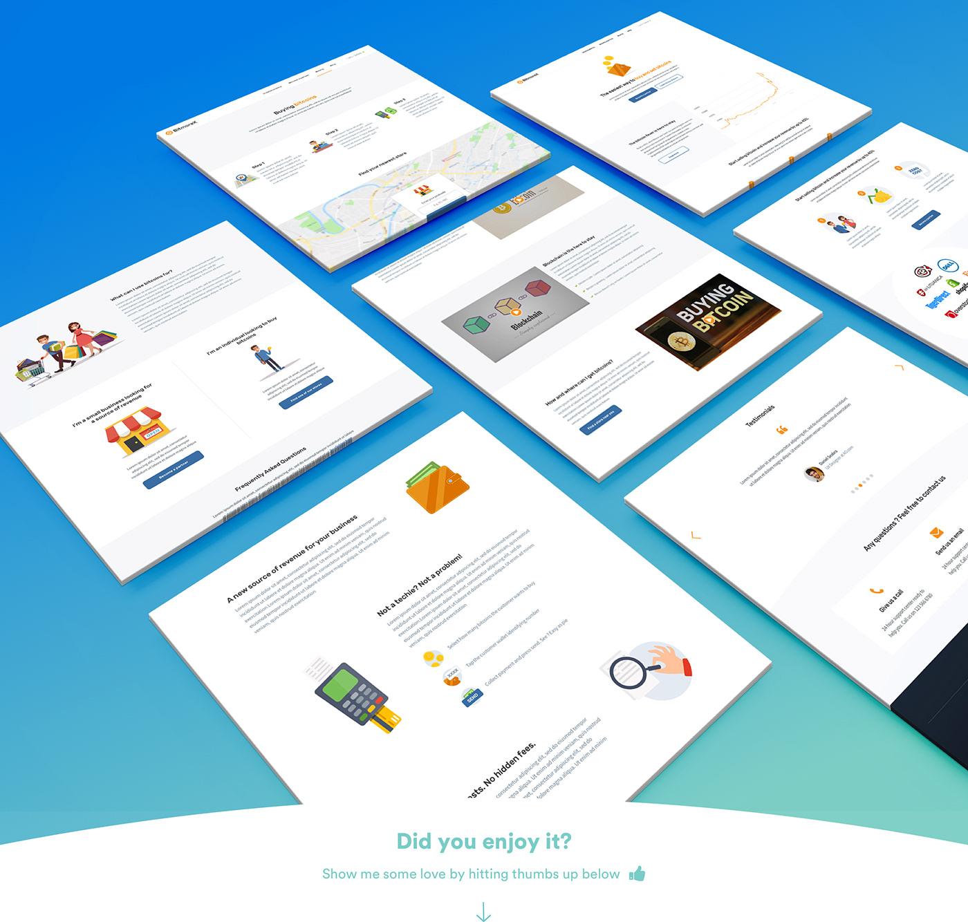 Website Design design ux UI user interface motion prototype Web Responsive sketch