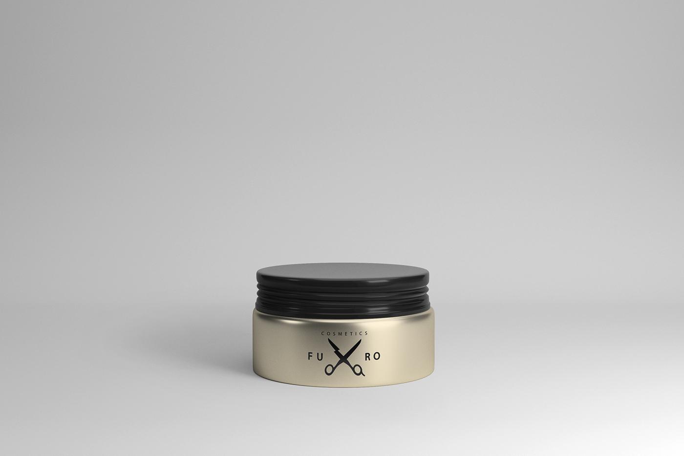 Cosmetic Mockup jar mock-up mock up beauty