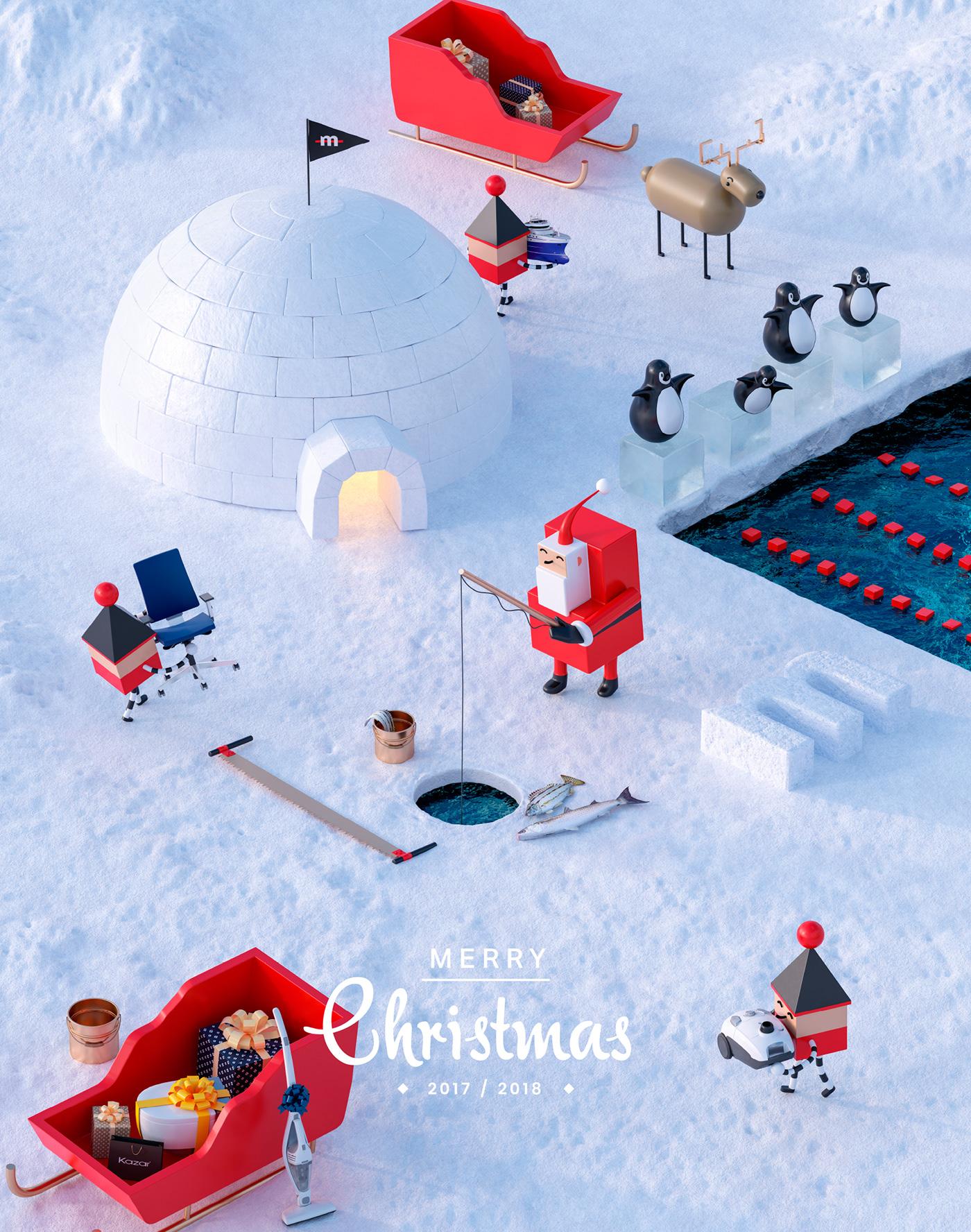 細緻的32款聖誕節圖片欣賞