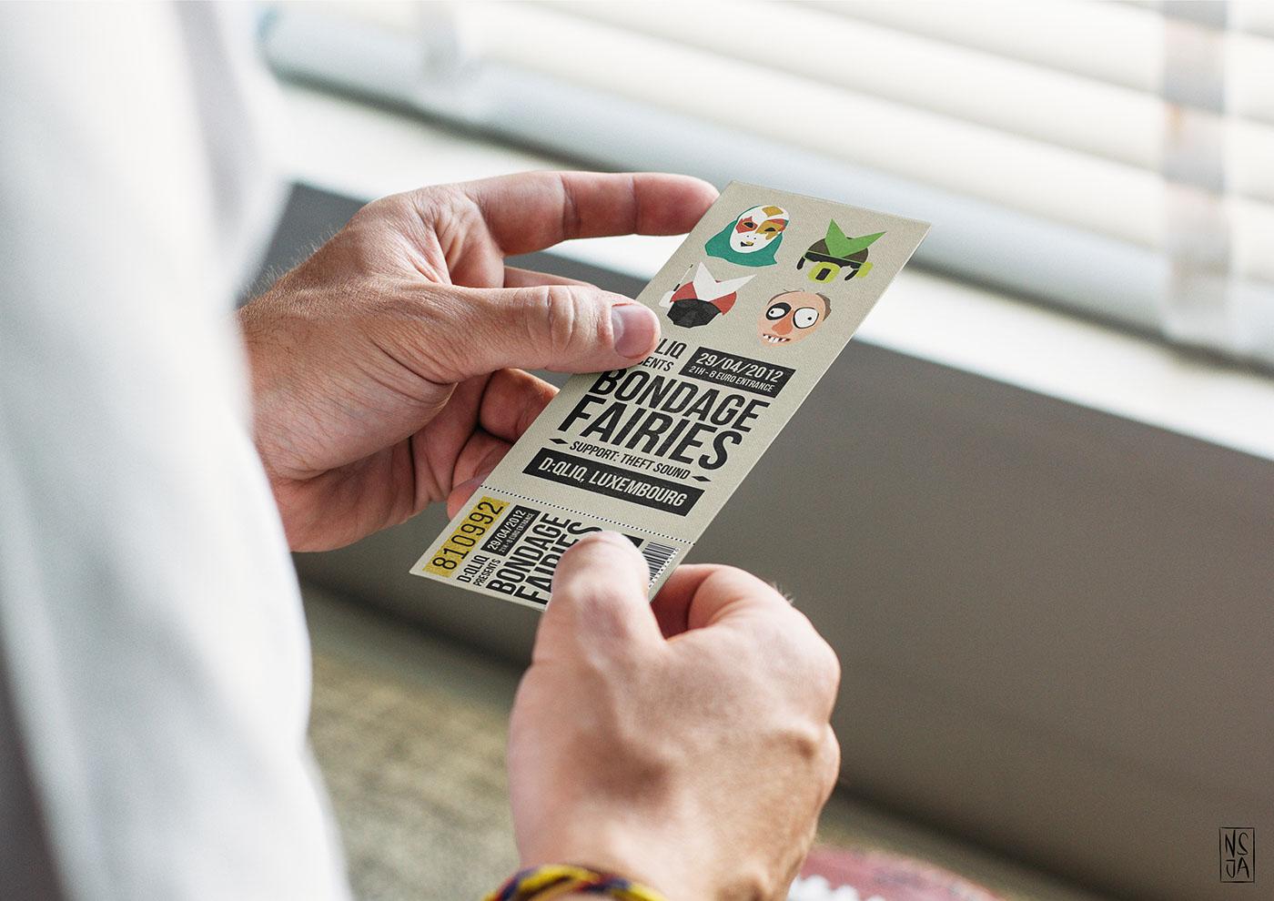 nsjatkinson,graphic design ,ILLUSTRATION ,poster,flyer,tickets,print,Advertising ,typography  ,clean