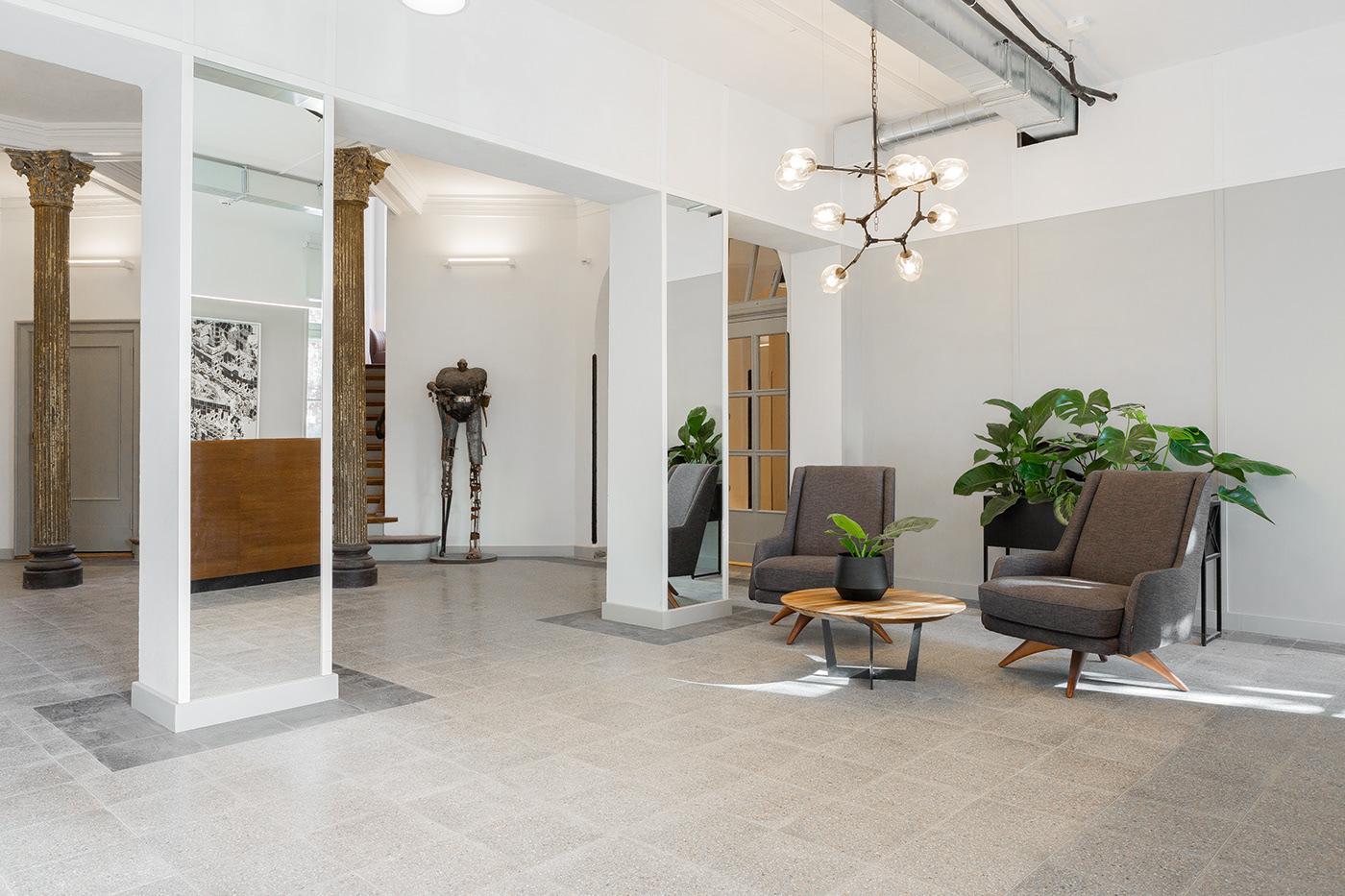 coworking design furtniture Gdansk Interior krusel Office stocznia
