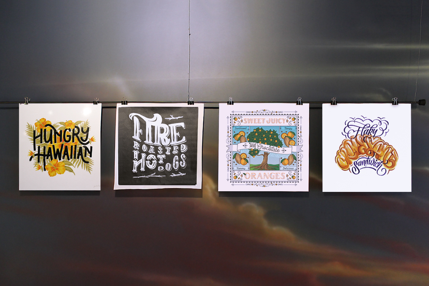 Utah Valley,art show,Calligraphy  ,Food ,gallery,Provo,ILLUSTRATION ,digital,HAND LETTERING,brush