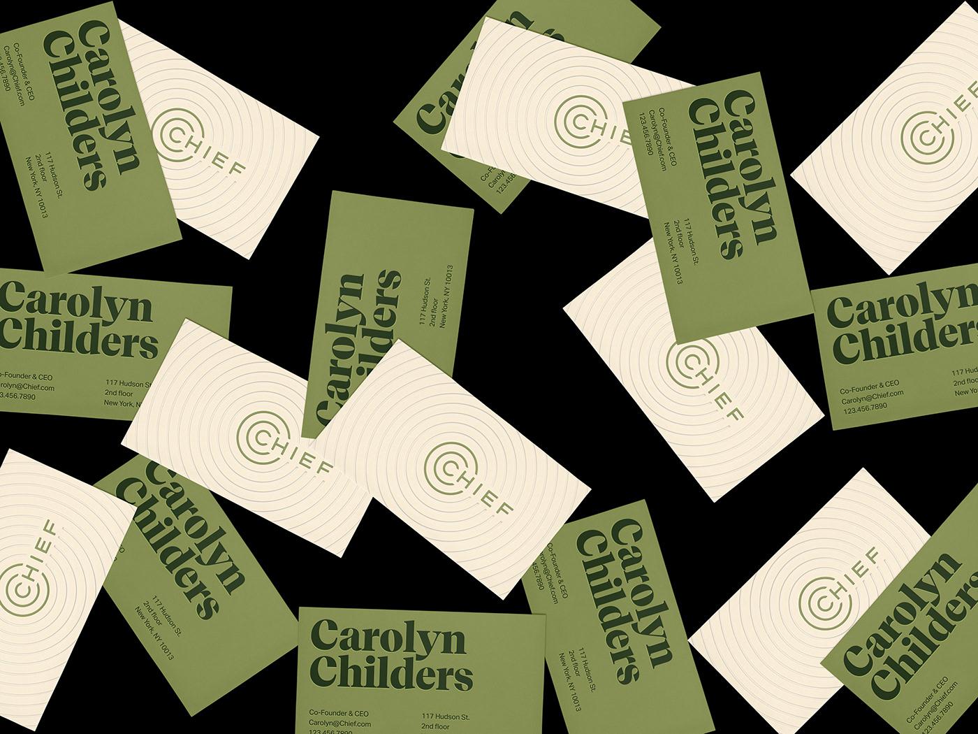 branding  business business card club female graphic design  logo New York Startup system