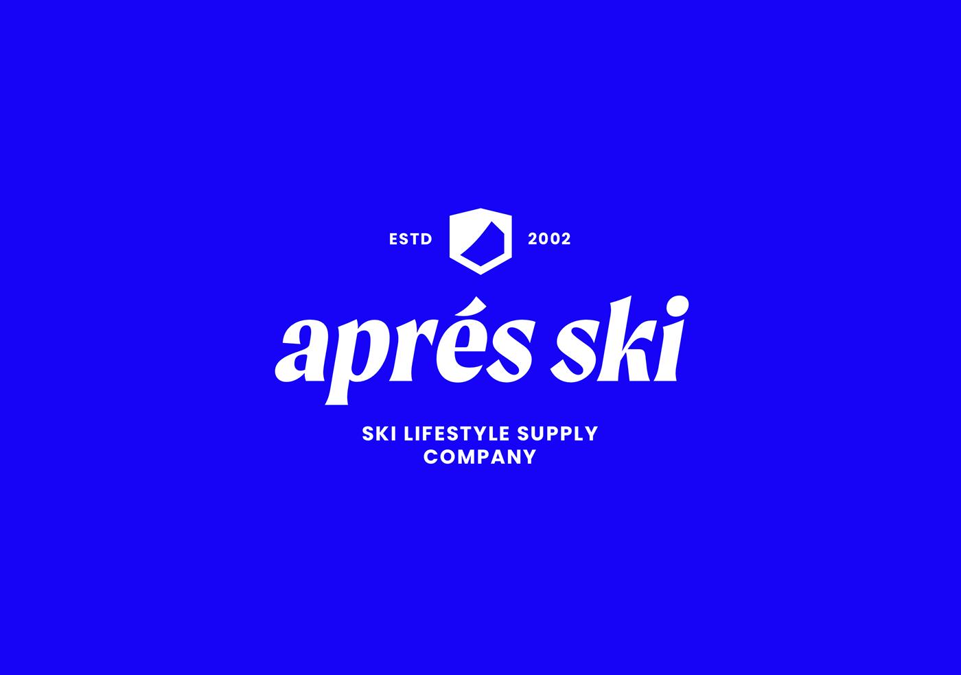 adventure brand Clothing france lifestyle modern mountains québécois Ski