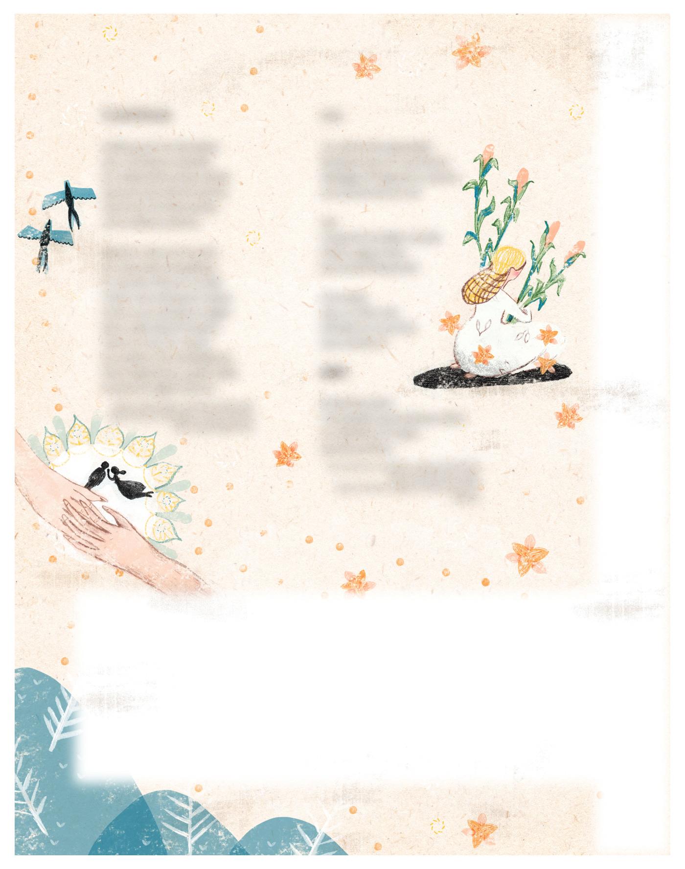 ilustracion ILLUSTRATION  Poetry  poesia digital LIJ ilustración para jóvenes