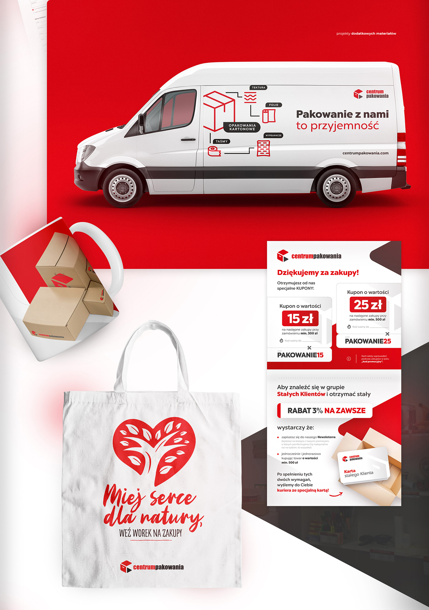 wrapping, bus, mug, leaflet, bag