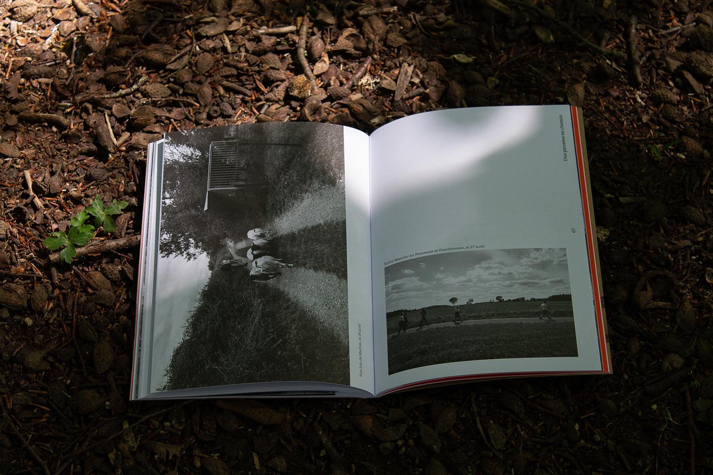 arts blackandwhite book cultural edition Kraft nomad Philosophic road walking