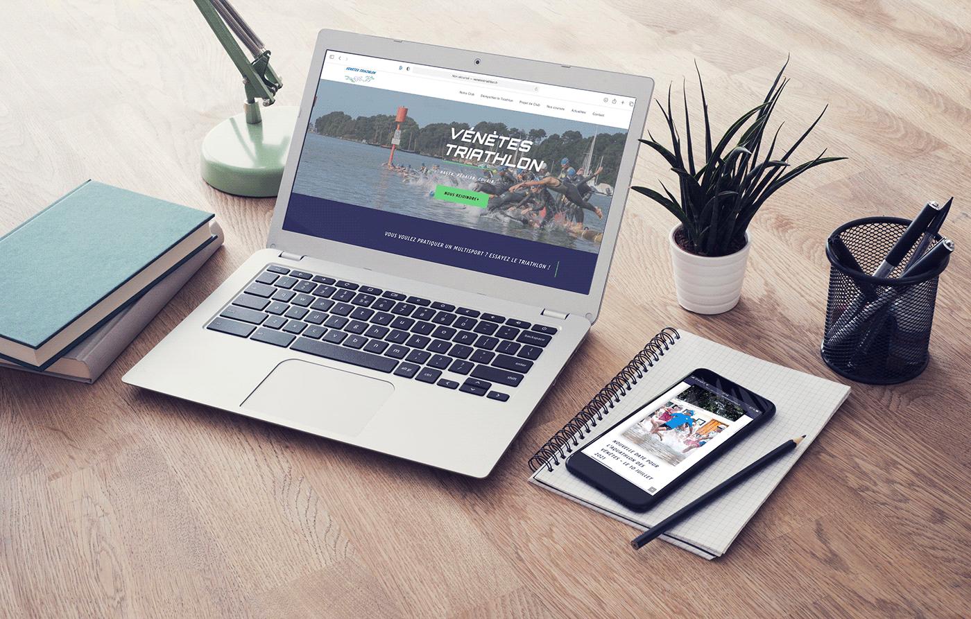 elementor site internet site web Triathlon Website wordpress