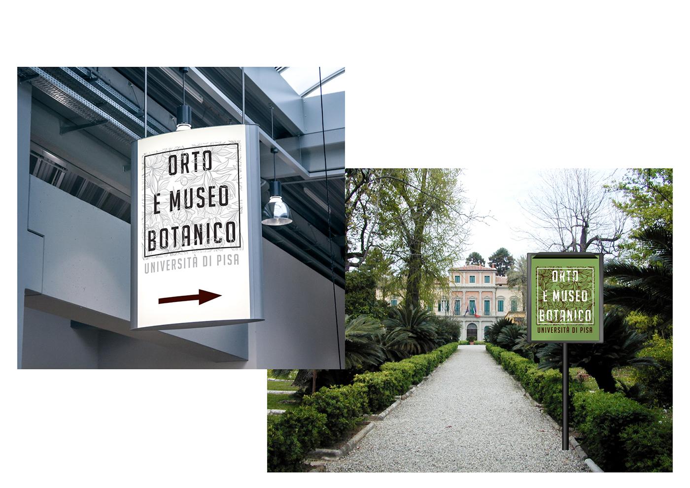 #orto #Logo #botanico #museo #brandidentidy #logotype  #garden #Museum #flower   #botanic