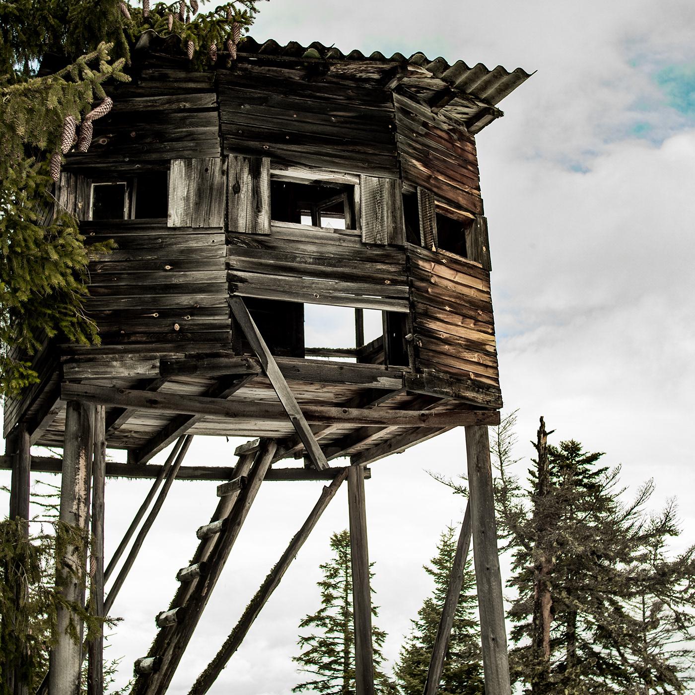 Watch Tower or Hunters Hide?