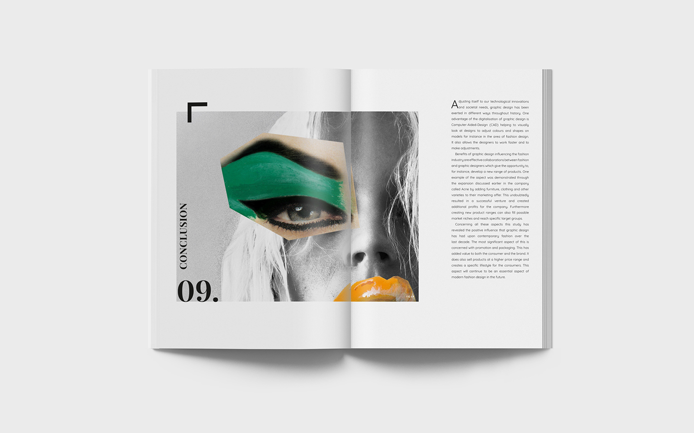 Dissertation fashion design