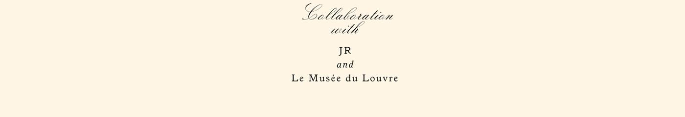 JR Violaine & Jeremy louvre le louvre Drawing  Perspective pencil ILLUSTRATION  charcoal graphite