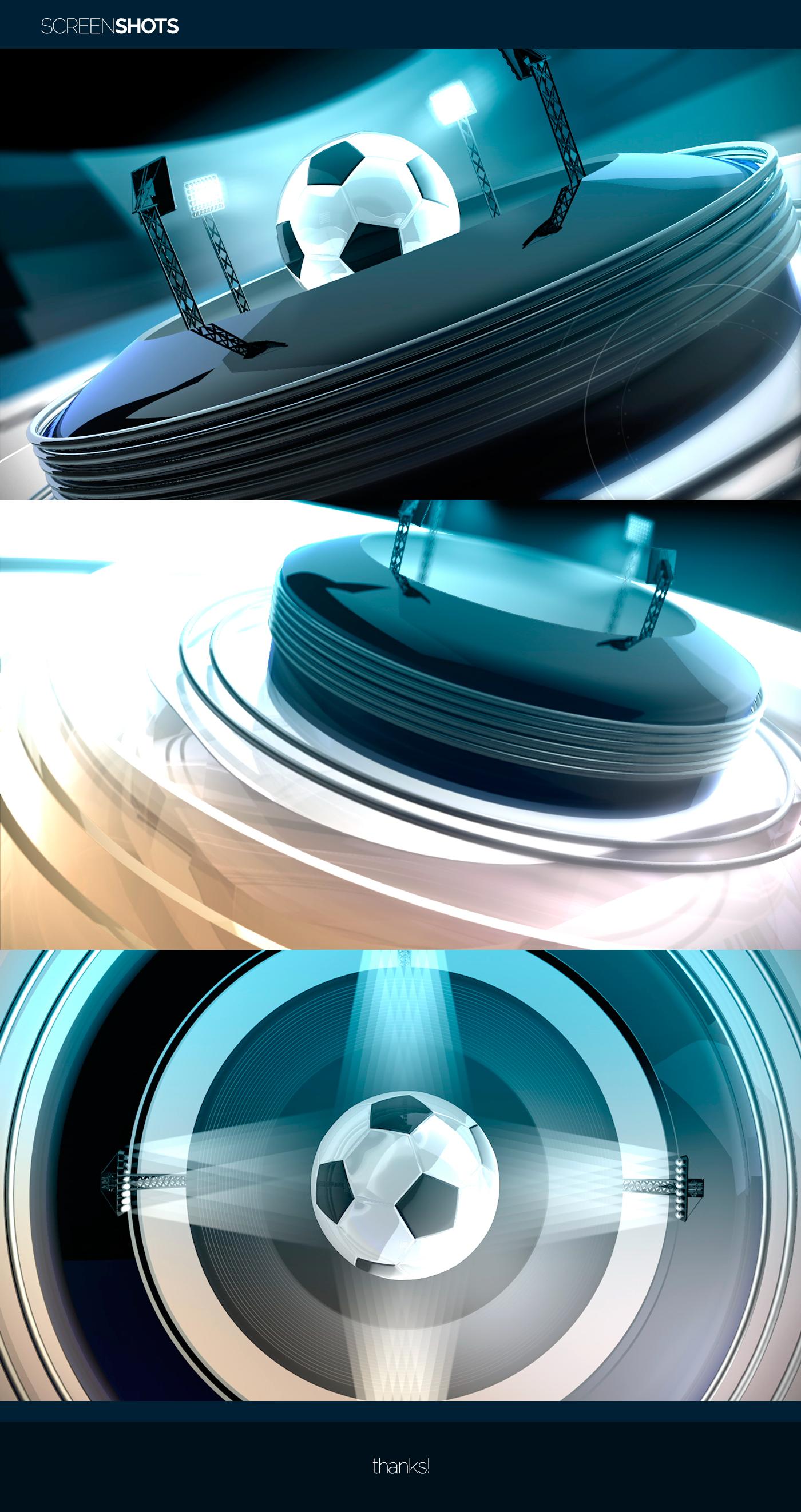 broadcasting cinema4d
