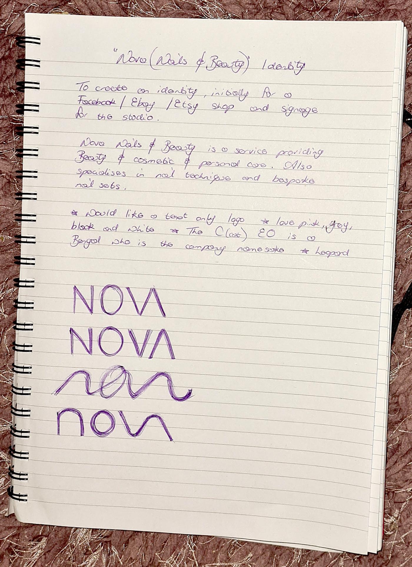 Nova Brainstorming