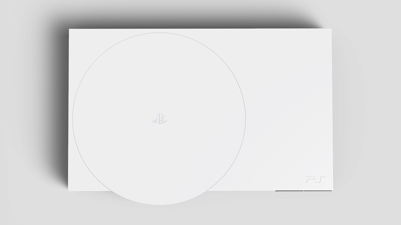 playstation Sony product redesign ps5