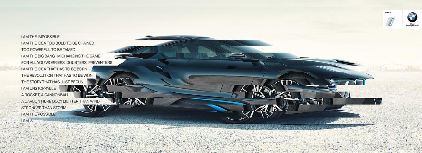 BMW campaign gusnavsant I8 selviceplan