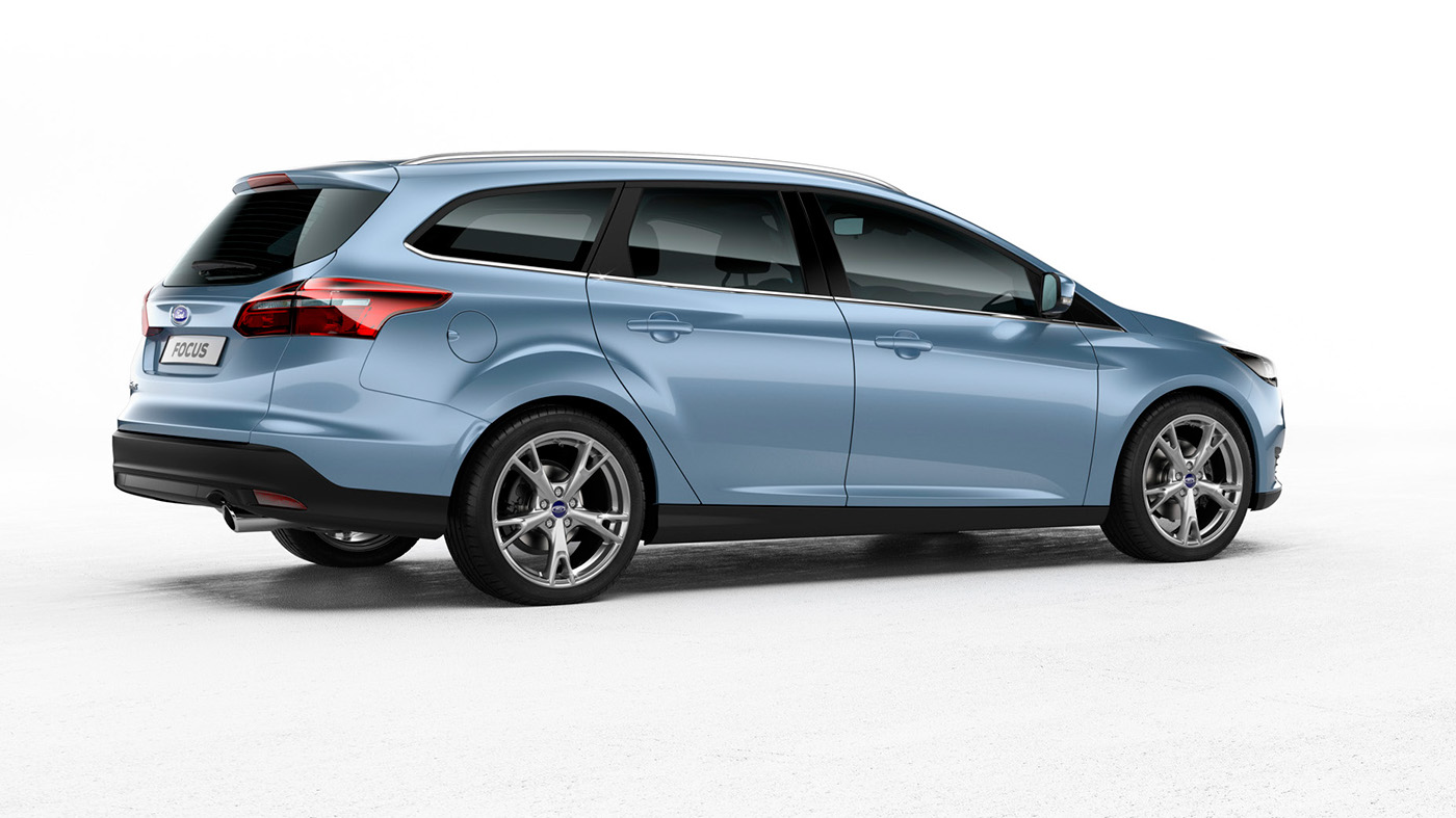 New Ford Focus Full Set On Behance