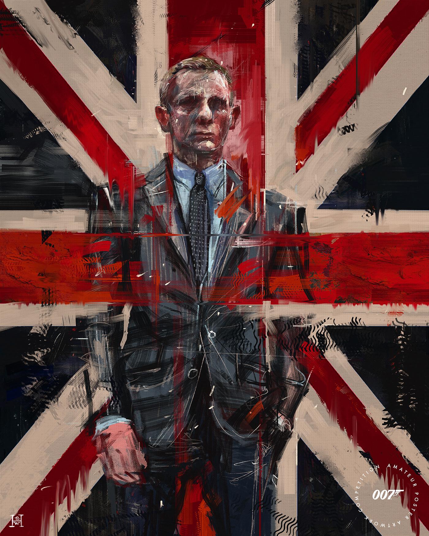 Commercial Illustration For 007 On Behance
