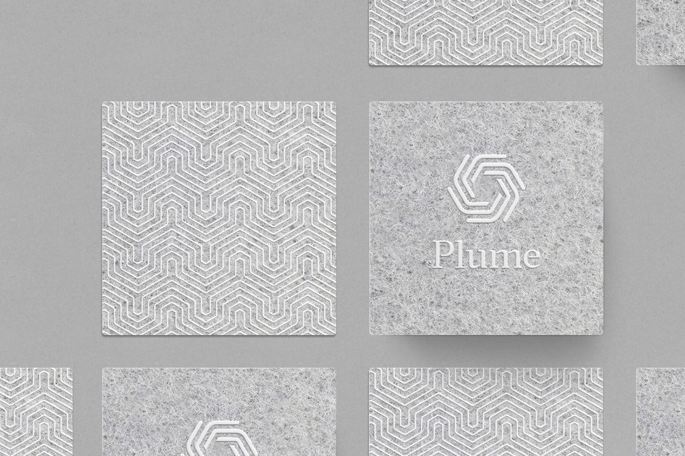 Plume On Behance