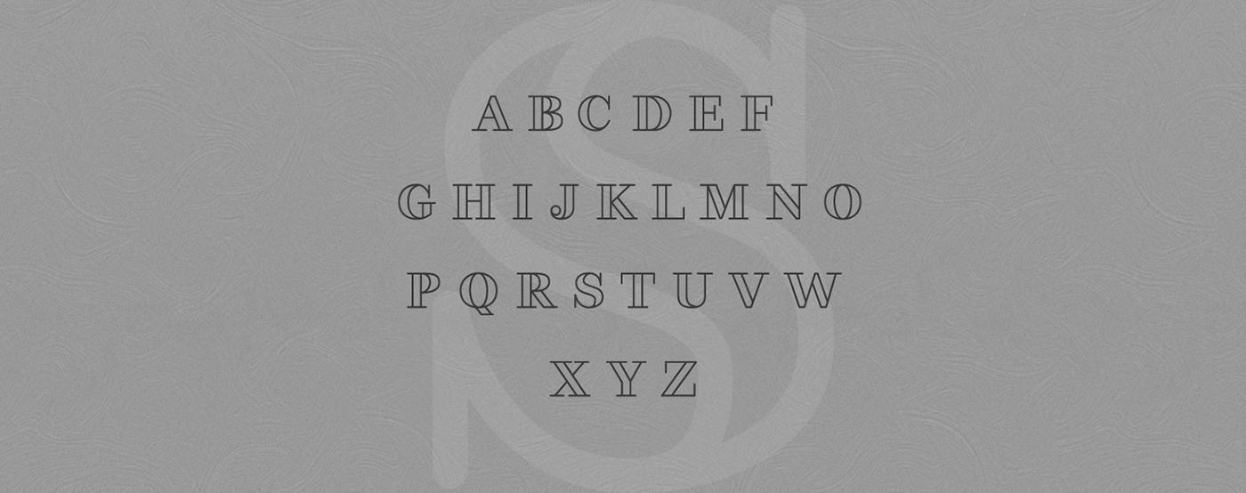 font Typeface display font free cyrilmikhailov fakedes Free font outline rounded new bold serif antiqua Mockup freebie
