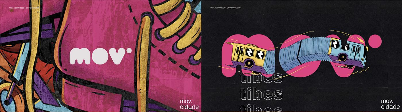 branding  cidade city corpo cultura culture Evento Ilustração movimento Pessoa