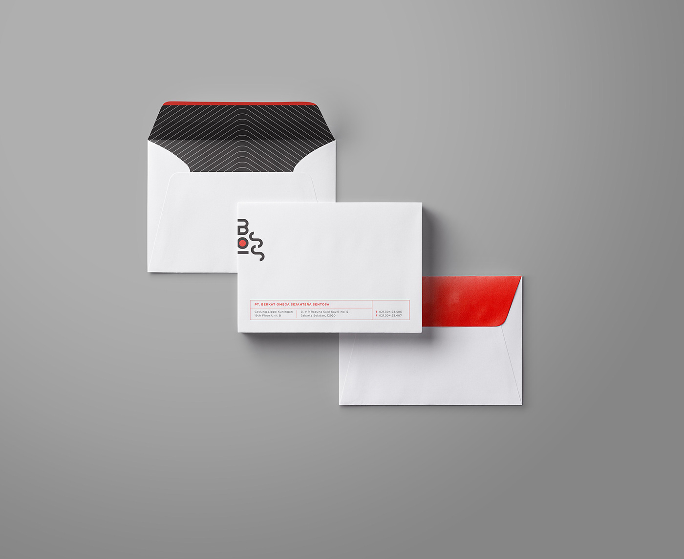 corporate business card stationary cover letter envelope Name card Food  beverage freebies company