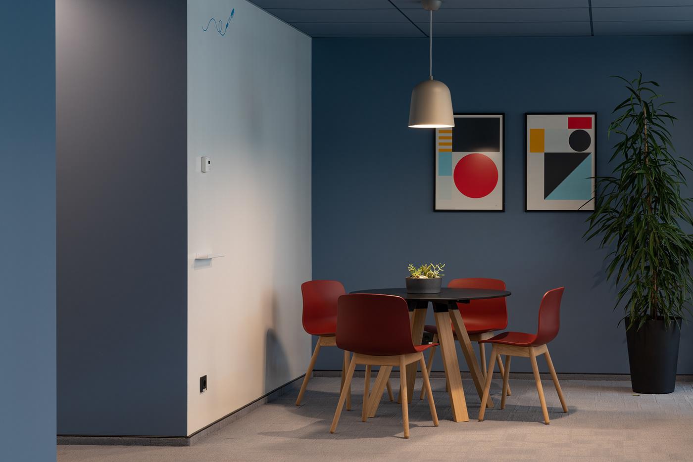 高質感的47款辦公室設計欣賞