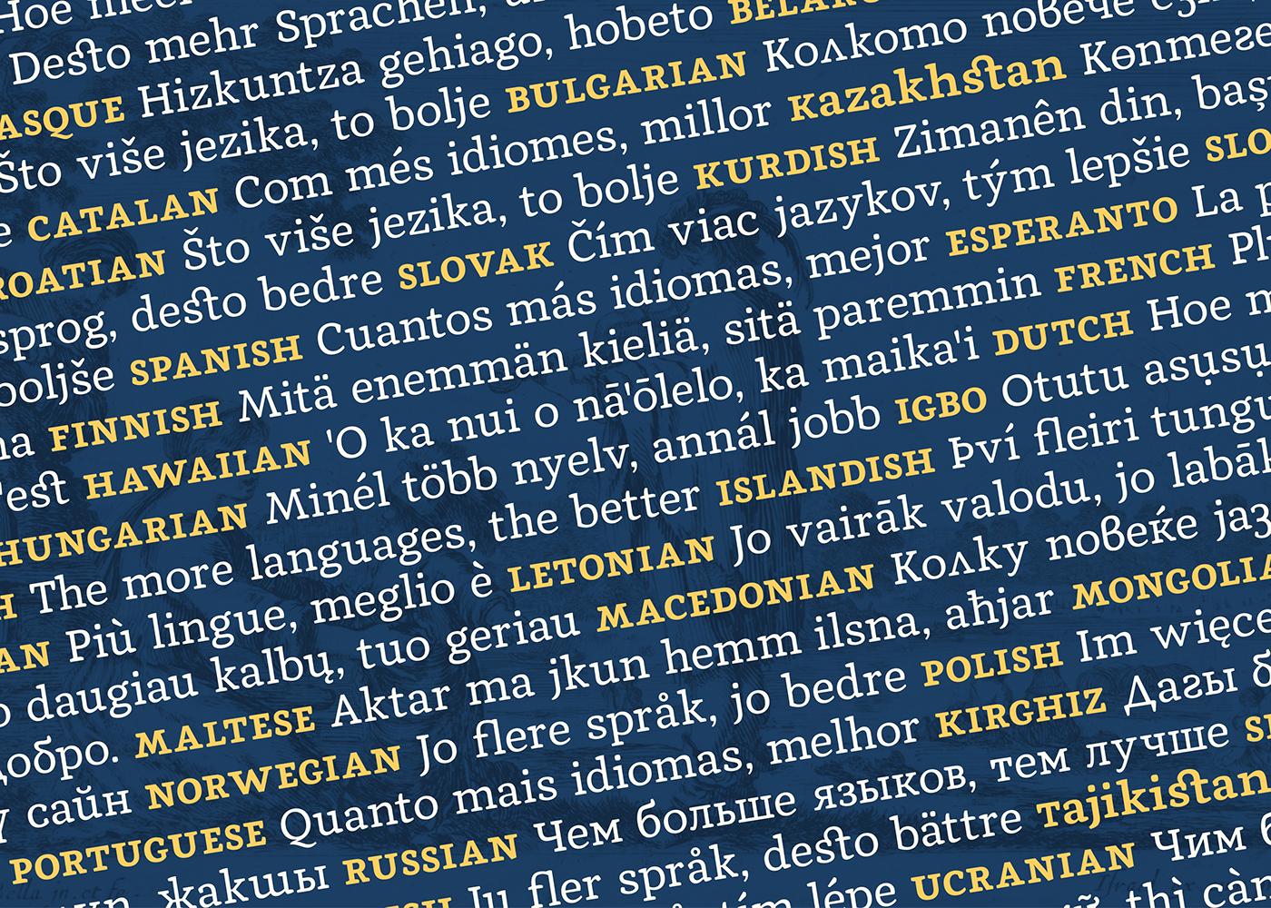 Typeface typography   type font tipografia Tipos Latinos TipoLatinos serifa texto