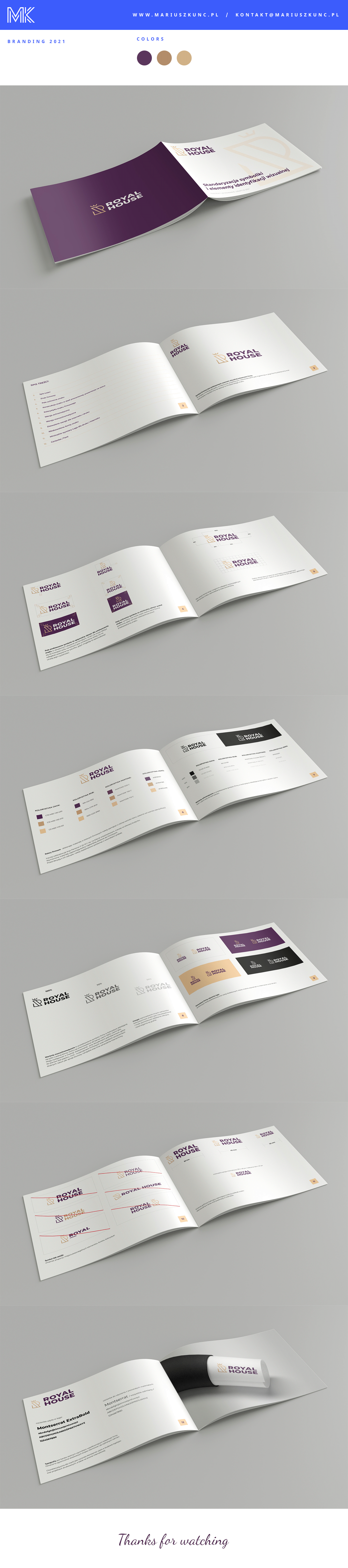 brand identity brandbook design identity logo Logo Design logos Logotype Mockup typography