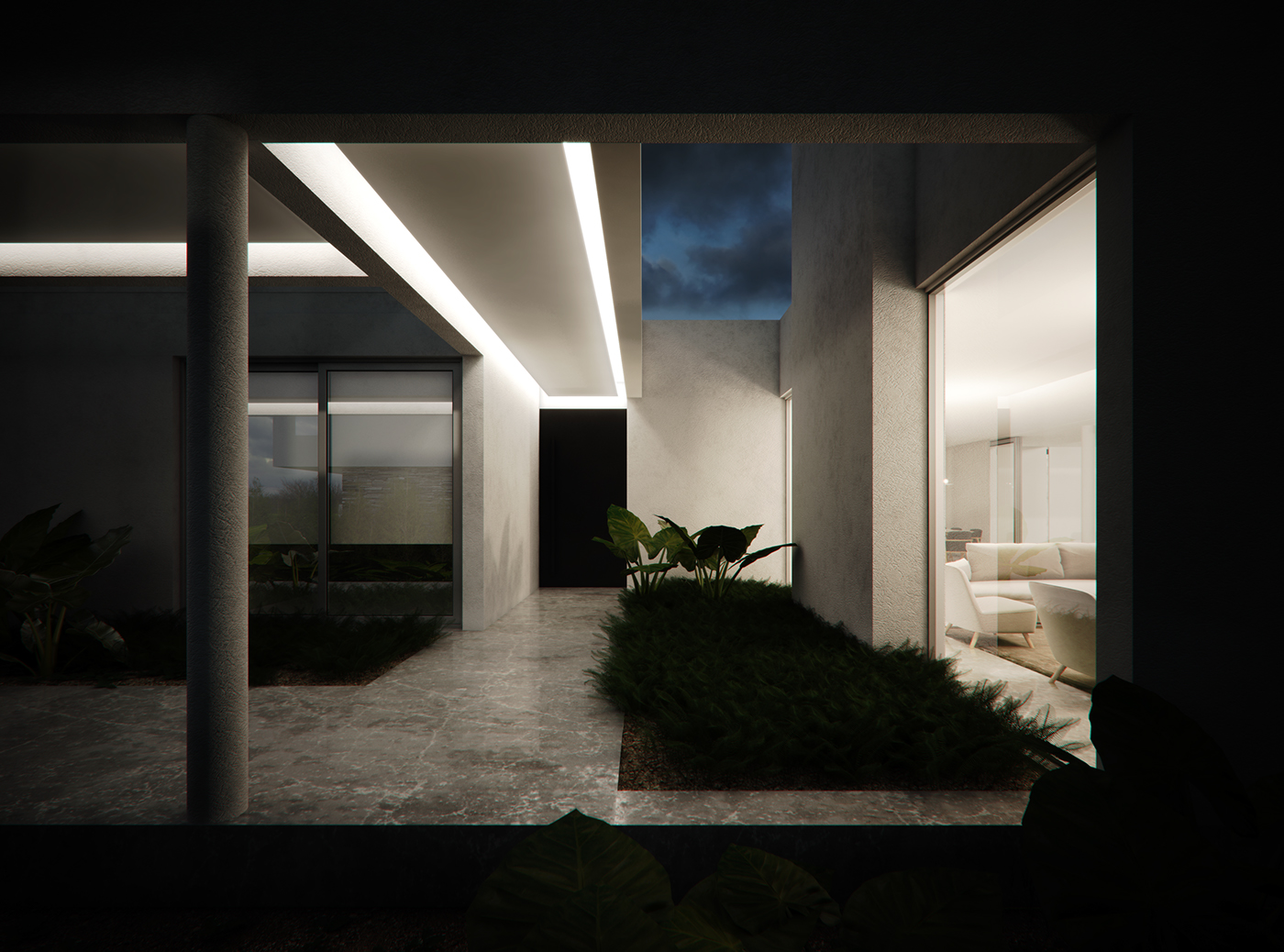 Casa 10- MOA architects www.moa-estudio.com on Behance
