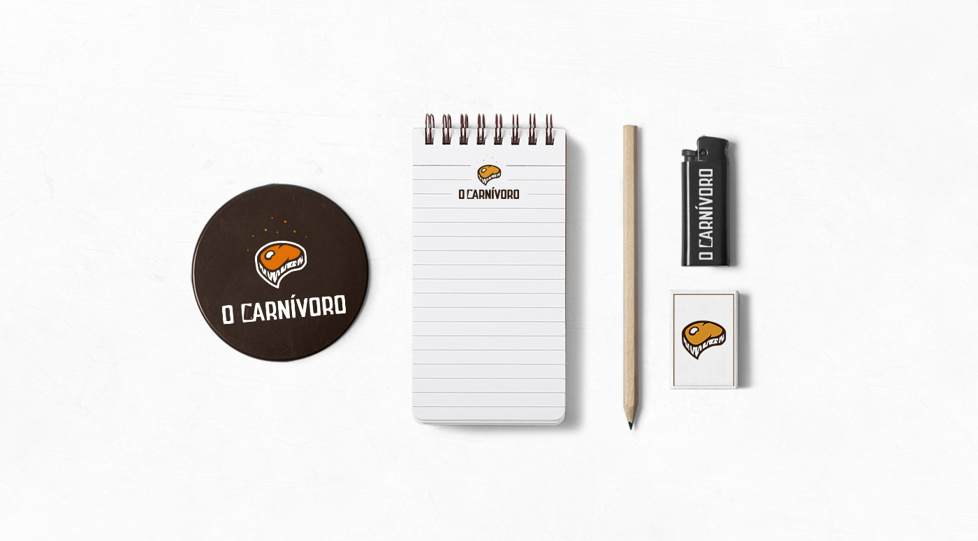 barbecue BBQ meat Food  branding  logo rustic wood video identity