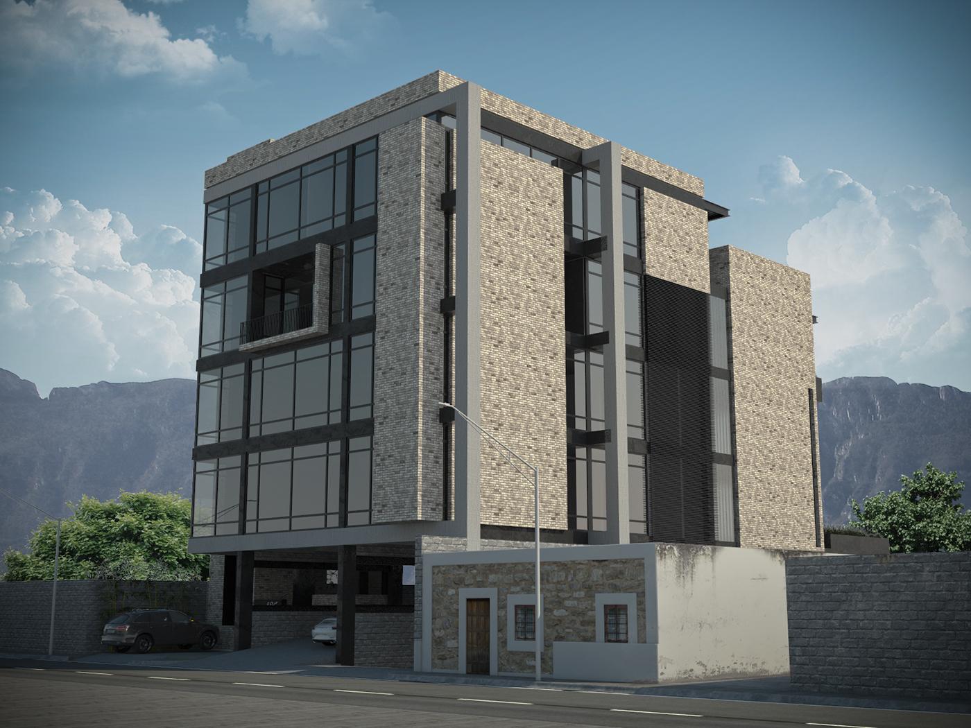 arquitectura,Office,monterrey,apartment