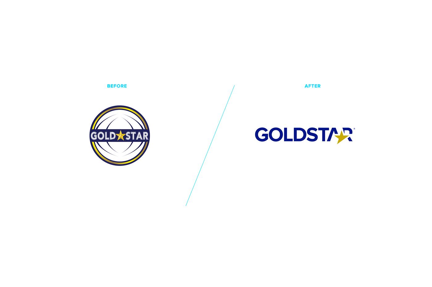 Gold Star International on Behance