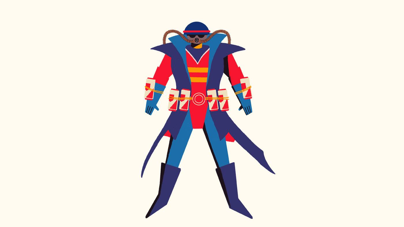 Character design  heroes Character doodle lighter warrior assassin thief Gul'dan Power Rangers
