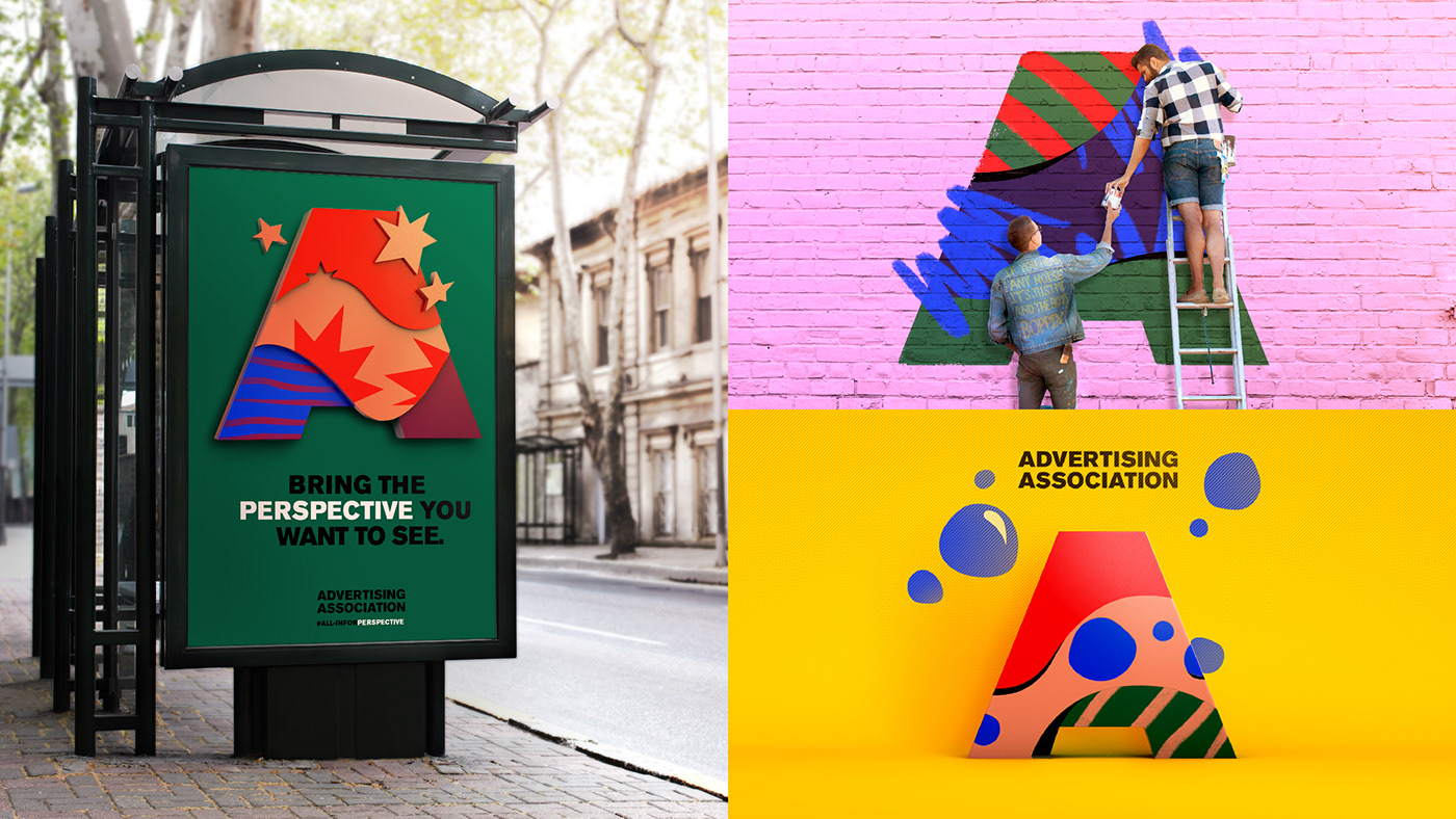 branding  campaign design Diversity graphic design  logo pattern posters typography   Young lions